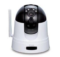 D-Link DCS-5222L WiFi N PTZ kamera, SD slot, PIR