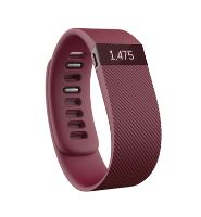 Fitbit Charge, Small - Burgundy