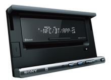Sony multi. autorádio XSP-N1BT CD/MP3,USB/AUX