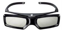 Sony 3D brýle TDG-BT500A - aktivní, černé pro W9