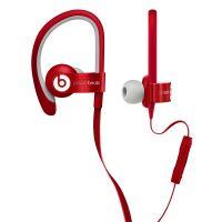 Apple Beats PowerBeats In-Ear Headphones - Red