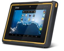 """GETAC Z710 7"""" touch/Dual Core 1GHz/16GB NAND/AN4.1"""