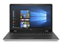HP 17-bs031nc FHD i5 7200U/8GB/128SSD+1TB/AMD/DVD/2RServis/W10/Natural silver