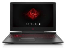 HP Omen 15-ce005nc FHD i5-7300HQ/8GB/1TB+256SSD/NV2Rservis/W10-shadow black