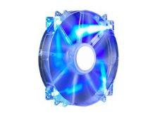 Coolermaster R4-LUS-07AB-GP větrák 200x200x30 Mega Flow,LED blue