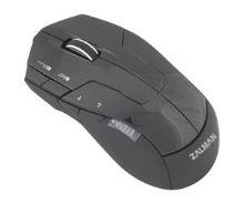 Zalman ZM-M300G - 2500DPI, 7tl., black optická myš