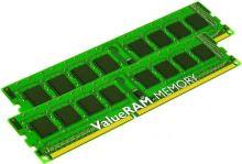 8GB DDR3-1333MHz Kingston CL9 SRx8, 2x4GB