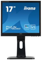"17"" LCD iiyama ProLite B1780SD-B1 -5ms,DVI,PIVOT"
