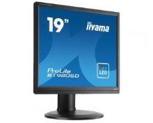 "19"" LCD iiyama ProLite B1980SD -5ms,5:4,DVI,ECO"