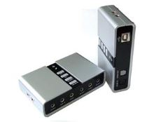 i-tec USB 2.0 Audio Adapter 7.1 ch + SPDIF in/out