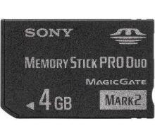 New Sony Memory Stick Pro DUO MSMT4G
