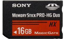 Sony Memory Stick Pro DUO High Grade MSHX16B