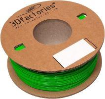 3D Factories tisková struna PLA 1,75 mm 5m zelená