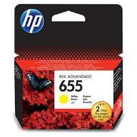 HP 655 žlutá inkoustová kazeta, CZ112AE