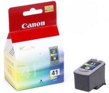 Canon CL-41, barevná, inkoustová náplň, originál