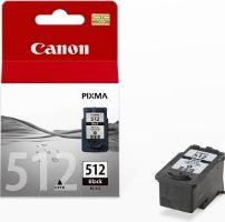 Canon PG-512BK, černá, inkoustová náplň, originál