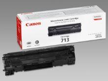 Canon CRG-713, černý, originální toner