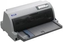 EPSONLQ-690, A4, 24 jehel, 529zn/s, USB, LPT