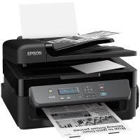 EPSON WorkForce M200, inkoustový tankový systém mono, A4
