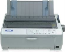EPSON FX-890, A4, 2x9 jehel, 680zn/s, USB 1.1, LPT