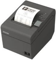 EPSON pokl.termo TM-T20II,tm.šedá,USB+Ether.,zdroj
