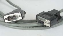 IBM RS-232 9M/9F cable (FC4931) 2m