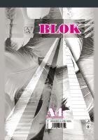 Blok A5 linka 50 listů 15054 - šitý