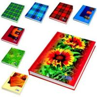 Záznamní kniha A6 100 listů čtvereček