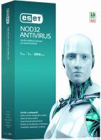 ESET NOD32 Antivirus, el. licence pro 1 PC na 1 ROK
