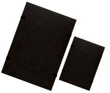 Spisové desky s tkanicí A3 černé