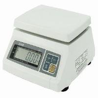 Váha CAS SW05, dvourozsahová, 2,5kg/5kg, 1g/2g