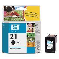 HP 21, C9351AE, černá, inkoustová náplň, originál