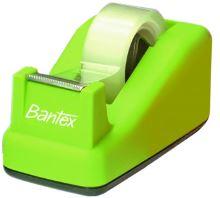 Odvíječ lepící pásky Bantex limetkově zelený