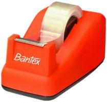 Odvíječ lepící pásky Bantex  oranžový