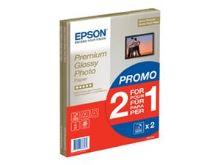 Paper A4 Premium Glossy Photo  255g/m2 (2x15 sheet) 2 za cenu 1