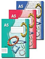 Sešit 544e A5 40 listů linka EKO