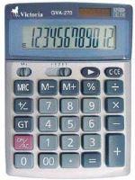 Kalkulačka 12-ti místný displej VICTORIA GVA-270