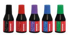 Razítková barva  KORES 28 ml fialová
