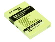bloček samolepící 51x76 žlutý ECO