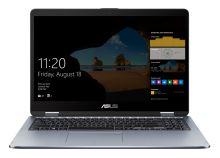 "ASUS VivoBook TP510UA - 15,6T""/i5-8250U/500GB/4G/W10 šedý + stylus"