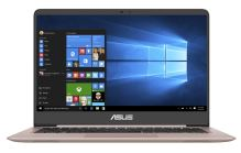 "ASUS ZenBook UX410UA - 14""/i5-8250U/128SSD/4G/W10 rose gold"