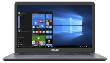 "ASUS VivoBook X705UA - 17,3""/i3-7100U/1TB/4G/W10 šedý"