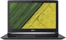 """Acer Aspire 7 - 17,3""""/i7-8750H/8G/2TB+16OPT/GTX1050/W10 černý"""