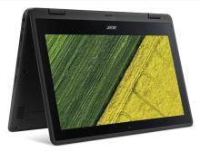 """Acer Spin 1 - 11,6T""""/N3350/4G/32GB/W10 černý"""