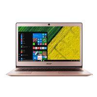 "Acer Swift 1 - 13""/N4200/4G/128SSD/W10 růžový"
