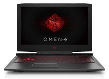 HP Omen 15-ce006nc FHD i5-7300HQ/16/1TB+256SSD/NV/2RServis/W10-shadow black