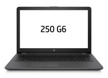 "HP 250 G6 15.6"" HD N3060/4GB/500GB/DVD/HDMI/VGA/RJ45/WIFI/BT/MCR/1RServis/Linux/Sea model"