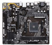 GIGABYTE AB350M-HD3 (rev. 1.0)
