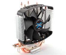 Zalman CNPS5X Performa 92mm fan PWM, 3x heatpipe