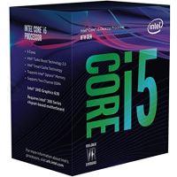 CPU INTEL Core i5-8600 BOX (3.1GHz, LGA1151, VGA)